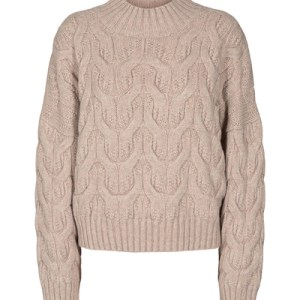Knit Jenesse Cable - Co'Couture - Ecru