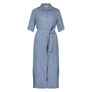 Dinni Jeans Dress - Nukus - Blauw