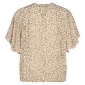 Quinty Top Print – Nukus – Sand Sale Nukus Blouse
