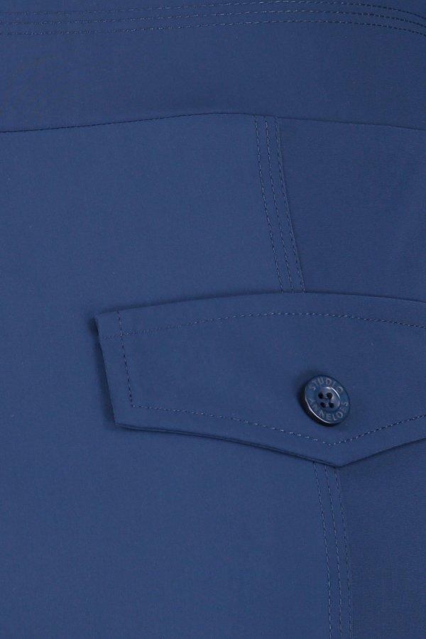 Franka 3.0 Trousers – Studio Anneloes – Classic Blue Nieuw Broek