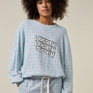 Liberty Sweater – 10DAYS – Floral Sale 10DAYS Sweater