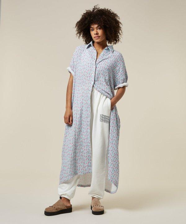 Liberty Dress – 10DAYS – Floral 10Days Jurk