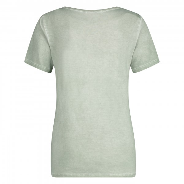 Stam Shirt – Nukus – Army Nieuw T-shirt