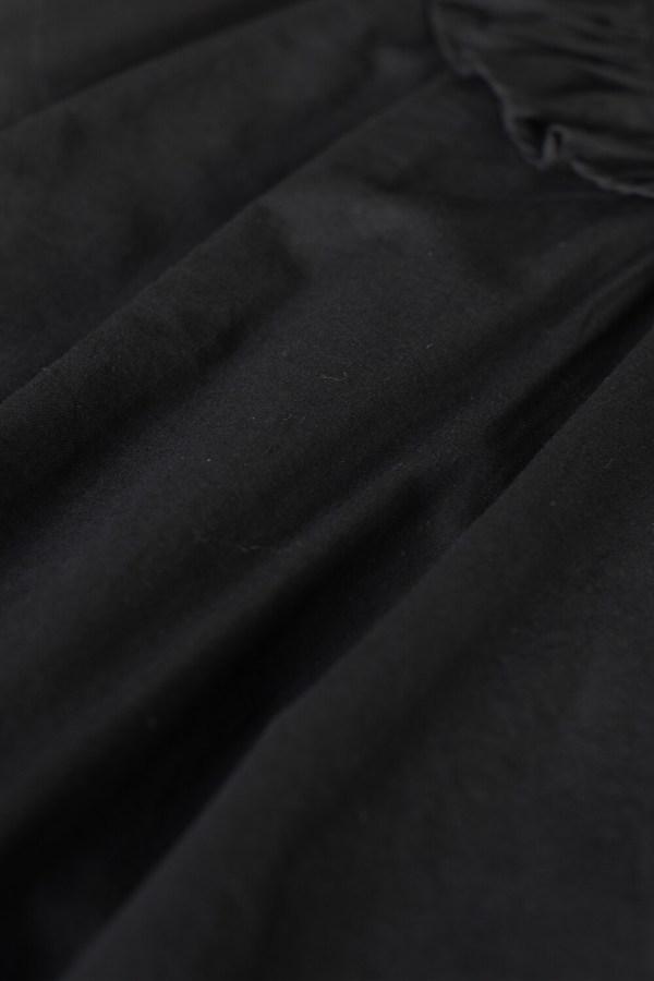 Flore Dress – BY-BAR – Jet Black BY-BAR Jurk
