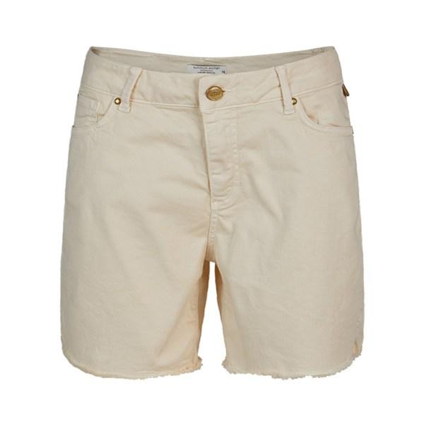 Baggy Short - Summum - Off White