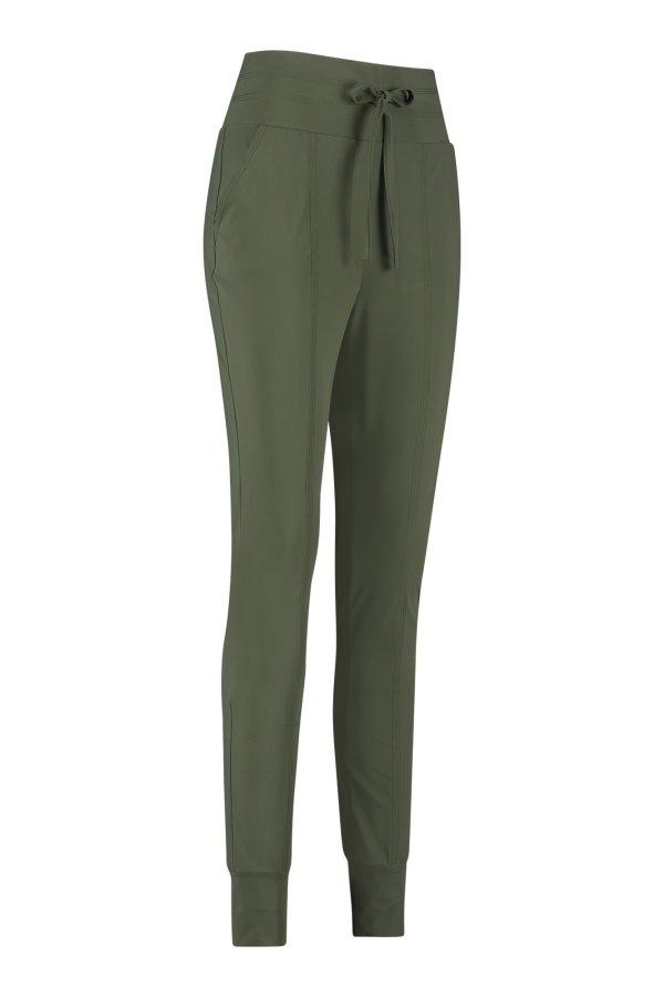 Franka 3.0 Trousers – Studio Anneloes – Green