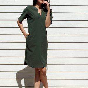 Stella Dress – Studio Anneloes – Green Nieuw Jurk