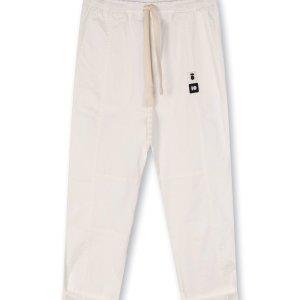 Pants Cotton - 10DAYS - New White