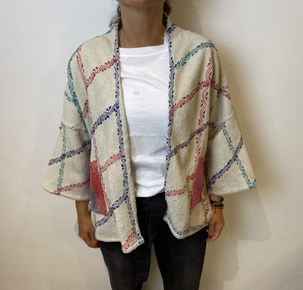 Antic Jacket - BY-BAR - Multicolour