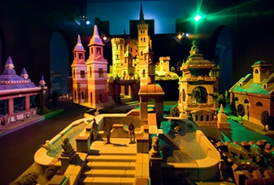Speelgoedmuseum Op Stelten - Van toverlantaarn tot mobieltje