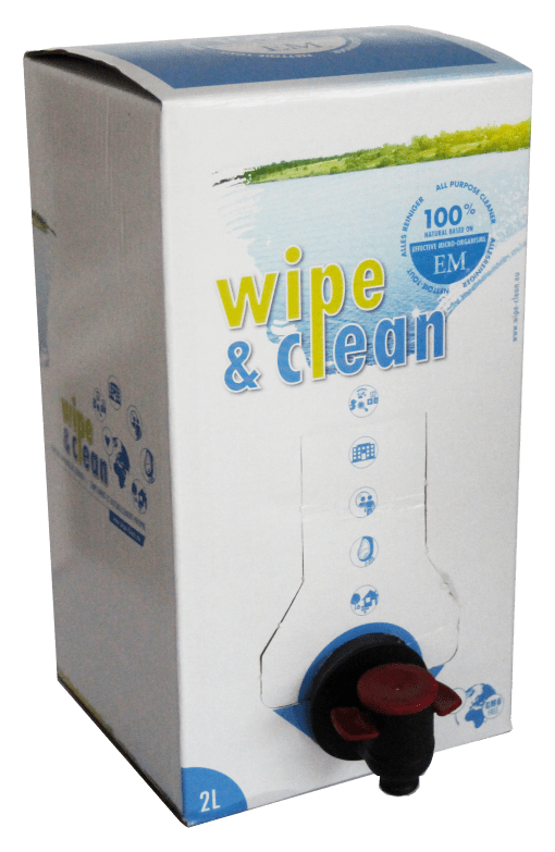 Wipe en Clean Classic