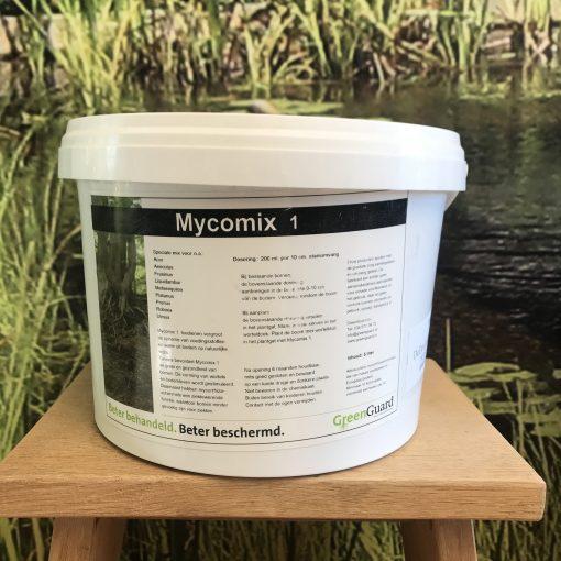 Mycomix 1