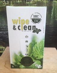 Wipe&Clean munt