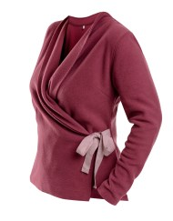 GardenGirl Wrap Fleece Jacket