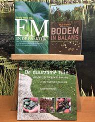 Boekenpakket Duurzaam Tuinieren