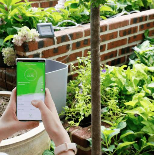 WiFi irrigatiekit voor potplanten