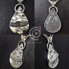 pendente de prata