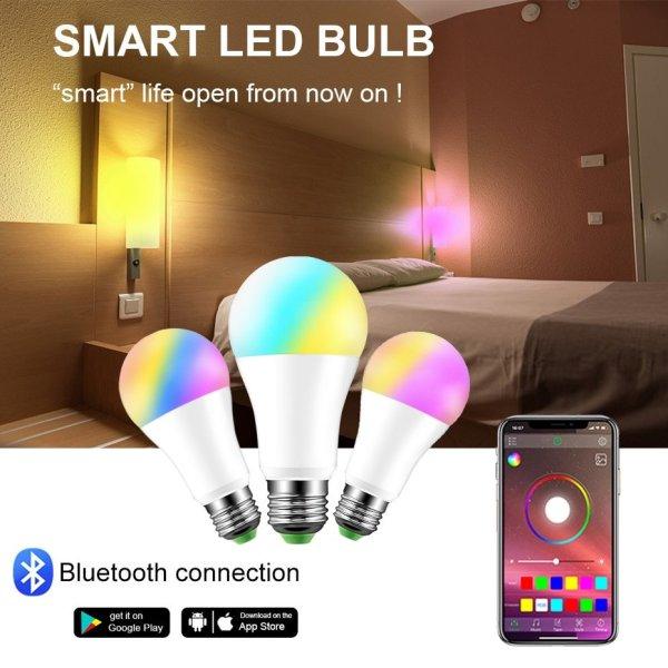 Smart Led Bulb Fun Dancing Deecomtech Store