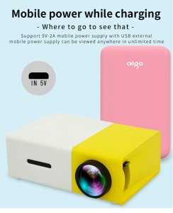 Led Projector Mini How To Use Deecomtech Store