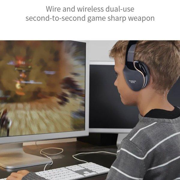 Wireless Gaming Headphones Deecomtech