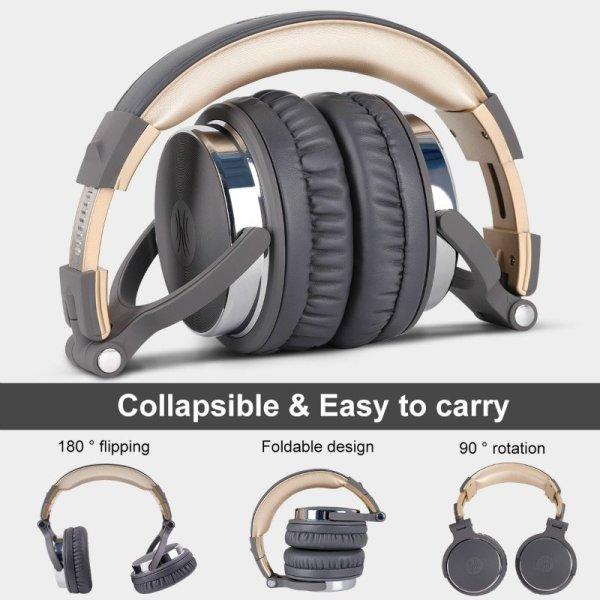 Studio Headphones Dj Deecomtech Store