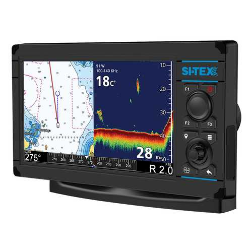Navpro Fishing Satellite Si Tex 900f Deecomtech