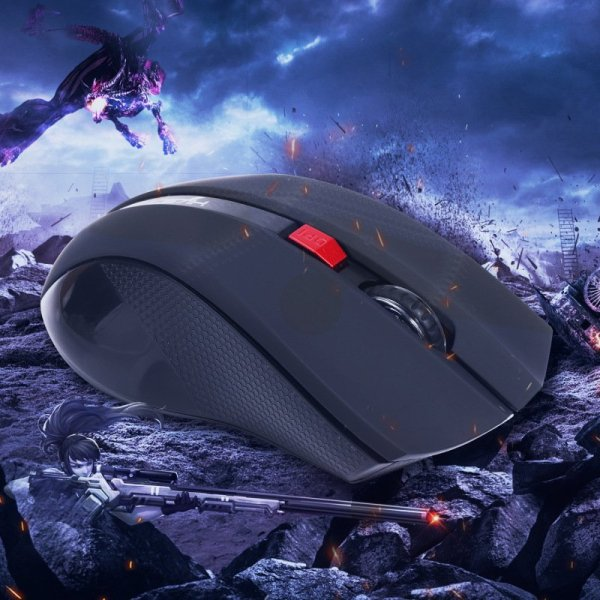 Wireless Notebook Mouse Device Deecomtech Ltd