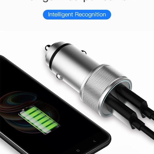 Identity Usb Car Charger Device Deecomtech Ltd