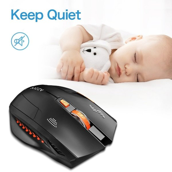 Quiet Gaming Mouse Deecomtech Store