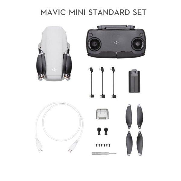 Dji Mavic Mini Camera Combo Deecomtech Store