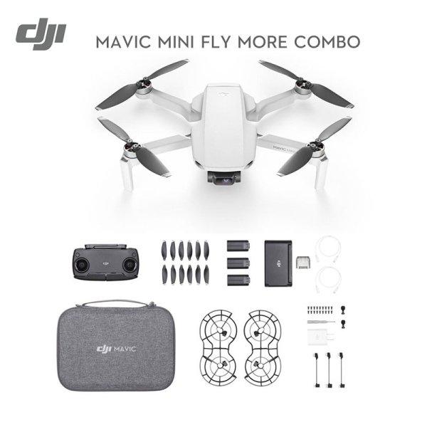 Dji Mavic Mini Fly More Deecomtech Store