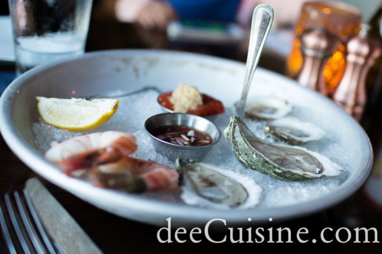 Selection from the raw bar