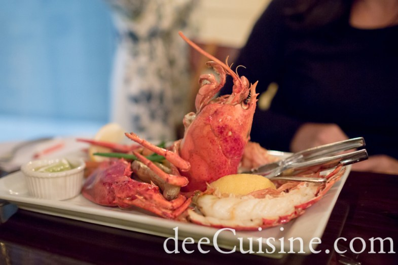 Fire Roasted Lobster
