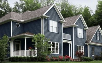 Somerset County Metal Siding