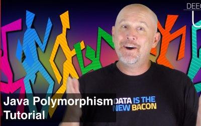 Java Polymorphism Tutorial – J031