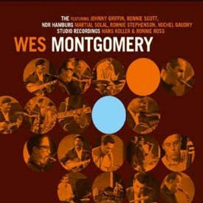 WES MONTGOMERY - THE NDR HAMBURG STUDIO RECORDINGS / JAZZLINE D78078 - Vinyl