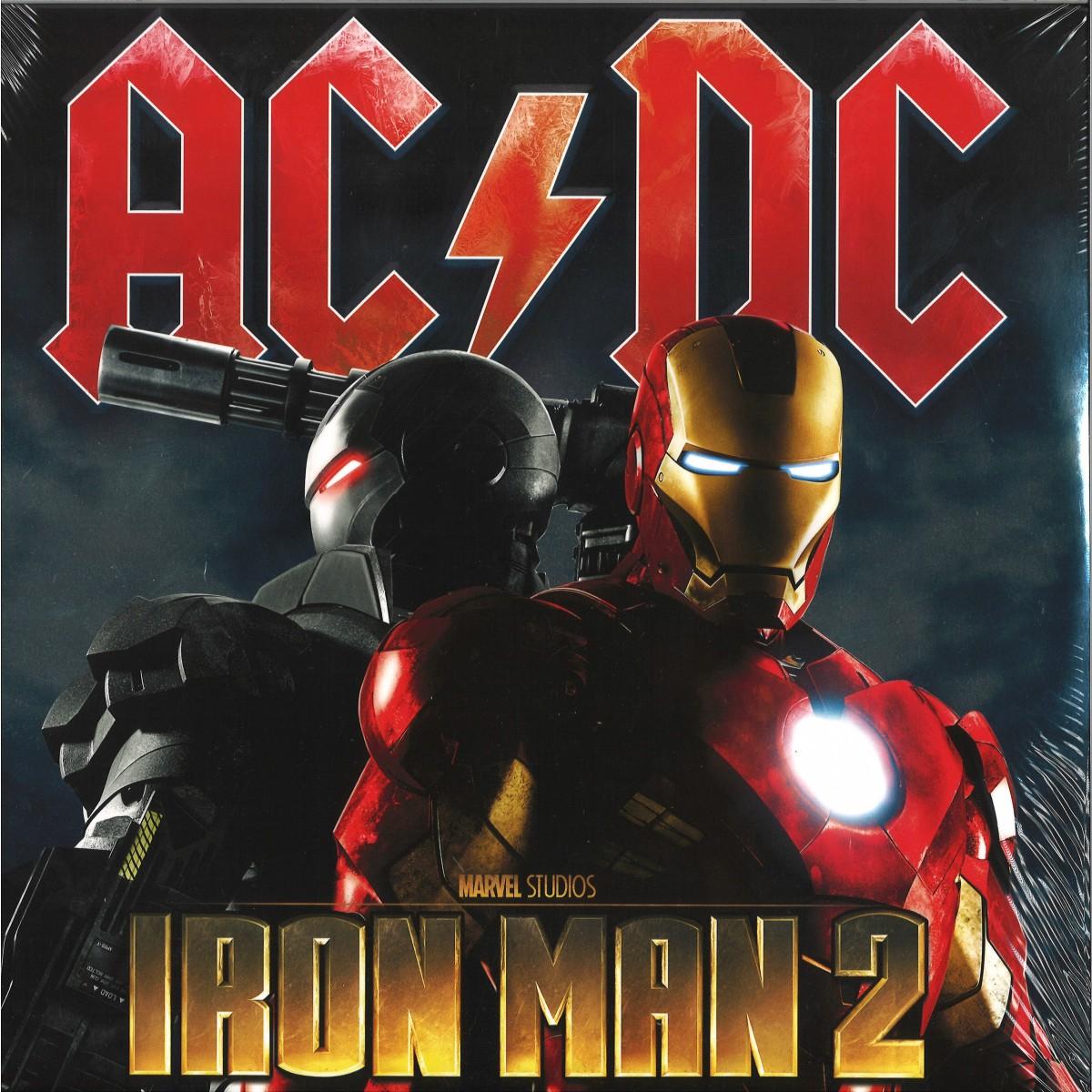 Ac/dc - Iron Man 2 / Sony Music Entertainment 88697661581 - Vinyl
