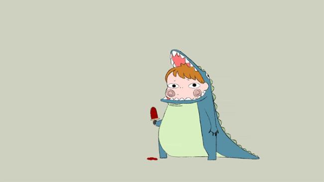 Dinosaur de Ning Cheng