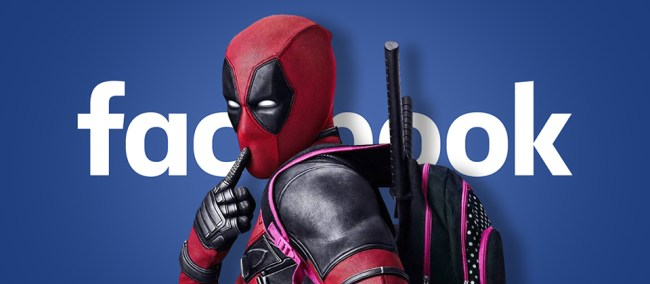 Deadpool facebook 2