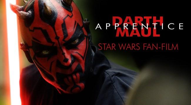 DARTH MAUL_ Apprentice - A Star Wars Fan-Film (BQ)