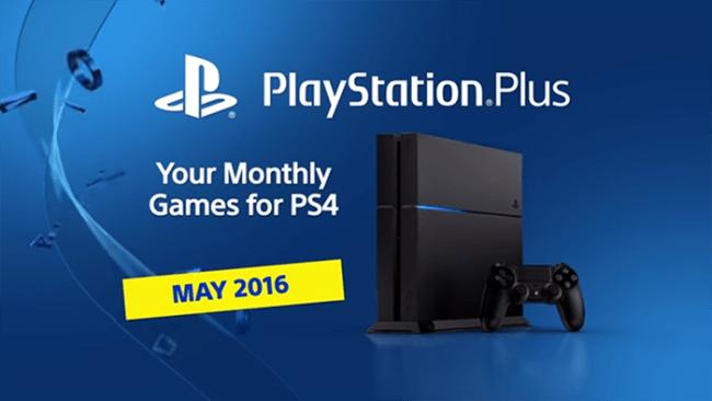 Les jeux PlayStation Plus de mai 2016