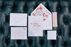 Artistic Boho Wedding I New Jersey Wedding Planner I Jersey Shore Wedding Planning I Wedding Invites