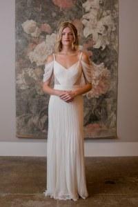 Dee Kay Events | NYC 2018 Bridal Fashion Week | BHLDN Bridal I Boho Wedding Dress