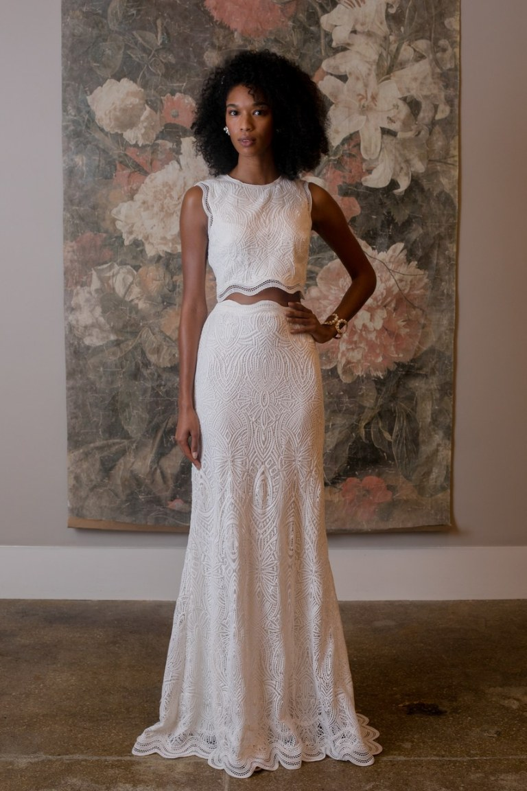 Events | NYC 2018 Bridal Fashion Week | BHLDN Bridal I Wedding Trends