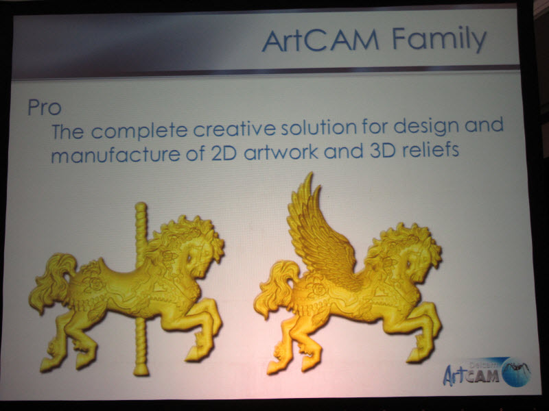 Delcam Asian Technical Summit 2012 Day 3 – ArtCAM – Deelip com
