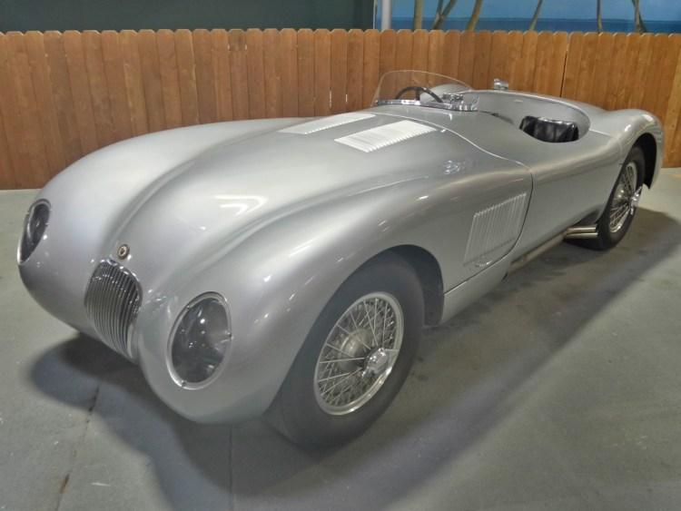 006 - 1953 Jaguar C-Type