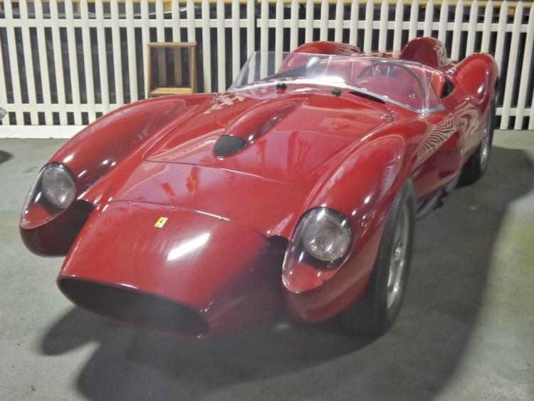 010 - 1958 Ferrari Testa Rossa
