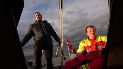 Styrmanden og Kaptajnen