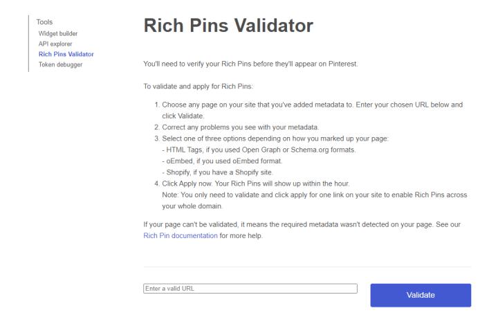 rich-pin-validator