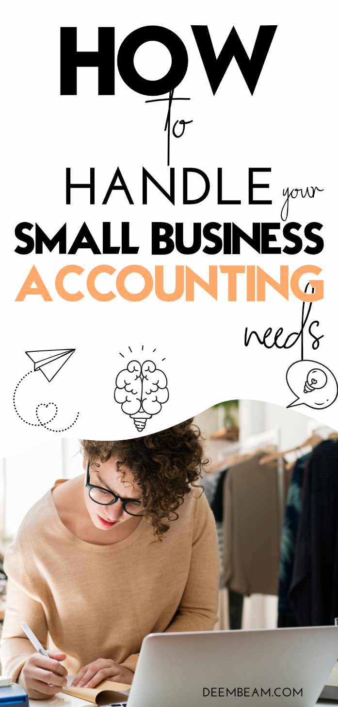 how to handle small business accounting needs